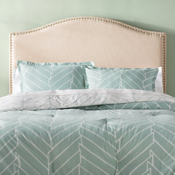 Ocala 100% Cotton Reversible Comforter Set by Langley Street
